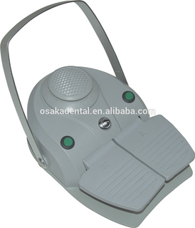 Multi-functional Foot Switch Dental Foot Control with air control for Dental Chairs