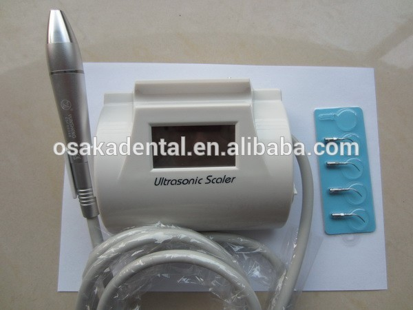 Hot Sale Dental Ultrasonic Scaler with fiber optical handpiece