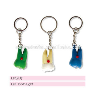 Beautiful Teeth ShapeKey Chain for Decoration