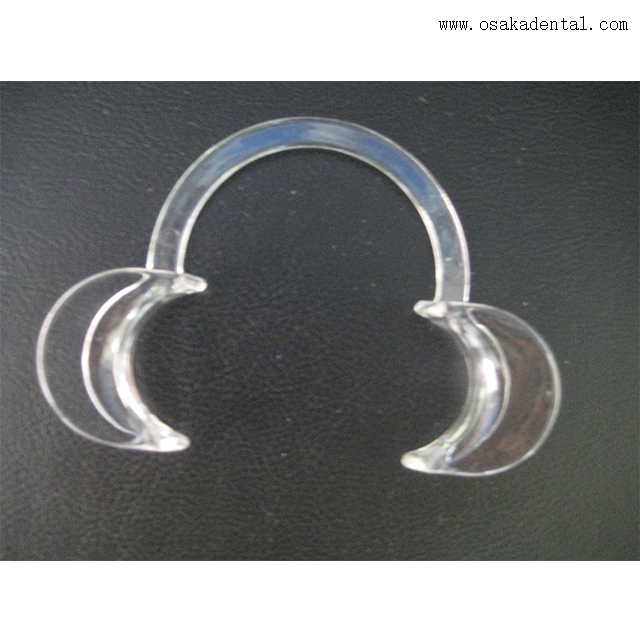 Dental Disposable Goods Plastic Cheek Retractor