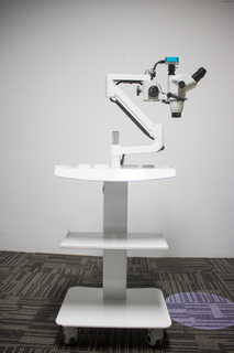 Surgical Operating Dental Microscope with Camera