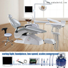 Sample Full Set Dental Chair Unit with Monitor