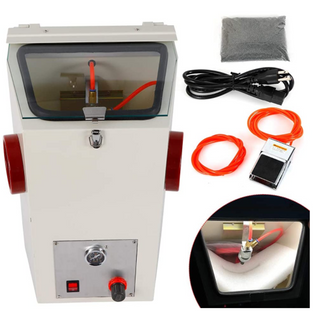 Lab Equipment Polishing Instrument Recyclable Sandblaster