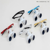 Colorized Plastic Frame 3.5X Dental Loupes