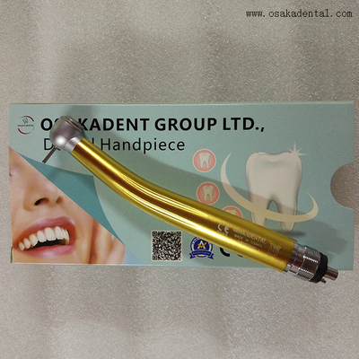 Colorful high speed dental handpice single water spray