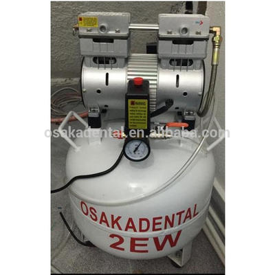 What is a dental compressor?