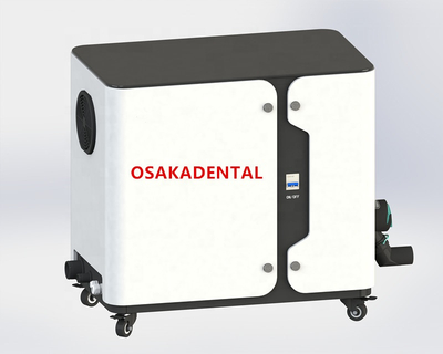 One for Six Unit Dental Suction Machine with Reliable Fan