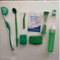 A Dental Orthodontic Kit with Brush and Mirror