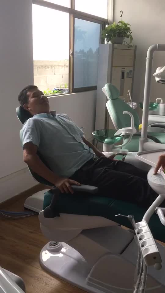 OSA-1-2018 Dental Chair with LED